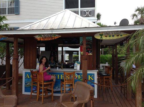 Jimmy S Ocean Blue Tiki Bar Key West Restaurant Reviews Phone Number Amp Photos Tripadvisor