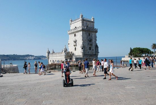 Red Tour Lisbon - Buggy and Segway Tours: Belem Tower Lisbon