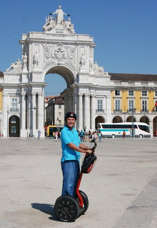 Red Tour Lisbon - Buggy and Segway Tours: Red Tour Segway