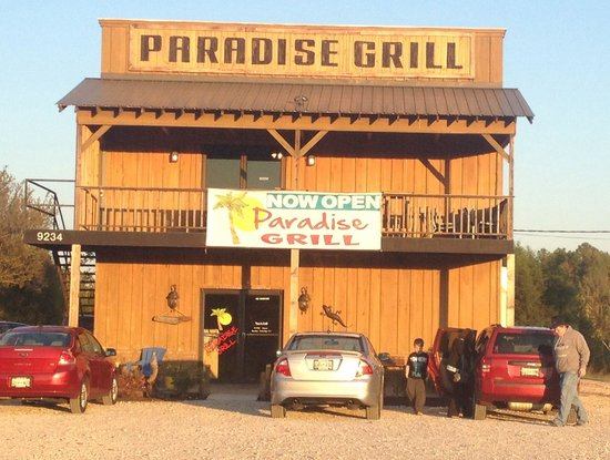 Atoka, TN: Paradise Grill