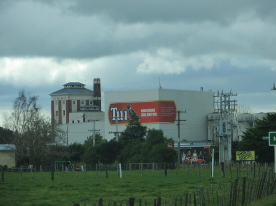 Tui Brewery : There it is!