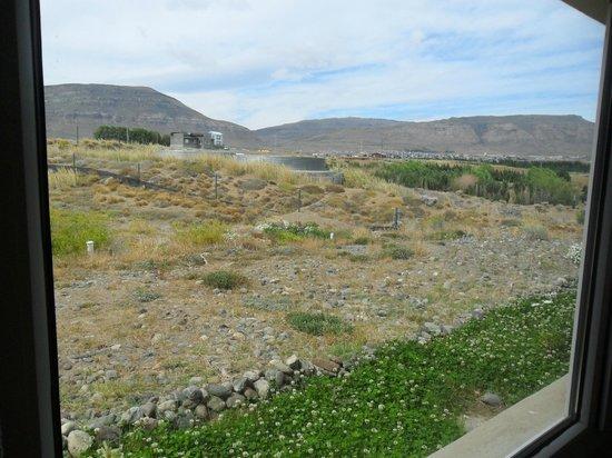 Tehuel Plaza: Vista de habitación