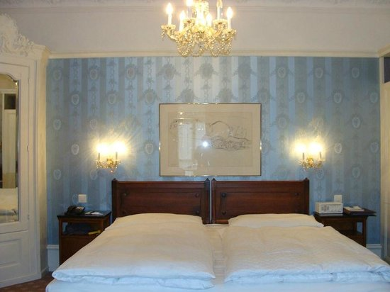 Hotel Royal St. Georges Interlaken - MGallery Collection : Bedroom