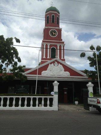 Barbados Garrison: Garrison HQ