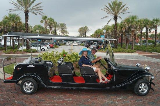 St. Augustine Vintage Car Tours: Vintage Car Tours