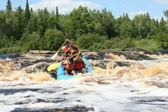 Superior Whitewater Rafting: Awesome