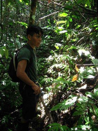 Anaconda Lodge Ecuador : Cesar