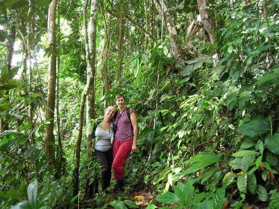 Anaconda Lodge Ecuador : New friends