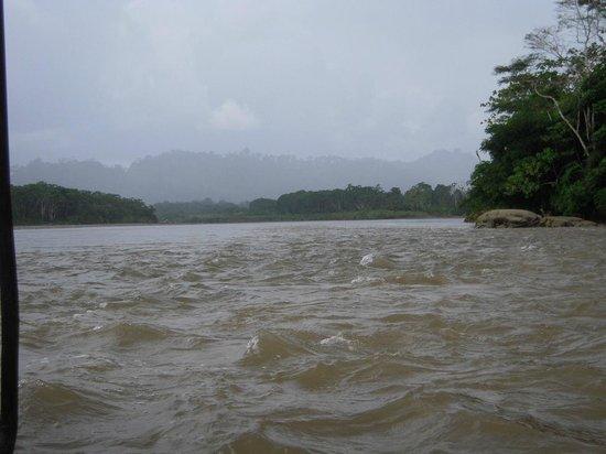 Anaconda Lodge Ecuador : Napo River
