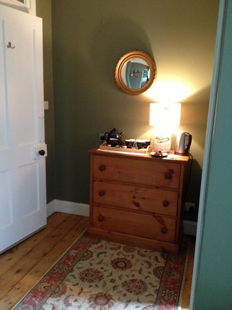Wilmar Bed & Breakfast: Entrance to room