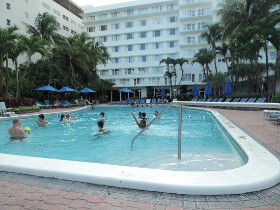 Four Points by Sheraton Miami Beach : Piscina do Hotel