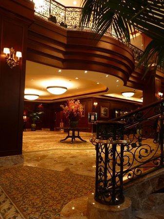 Omni San Francisco Hotel : Lobby