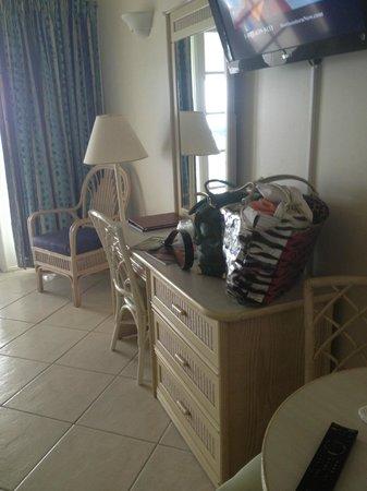 Rostrevor Hotel: Room area