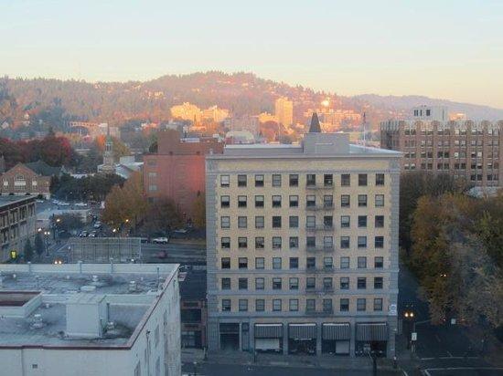 Paramount Hotel : Sunrise