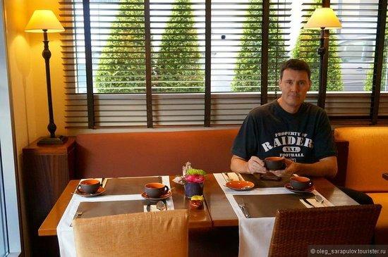Hotel Kipling - Manotel Geneva: завтрак