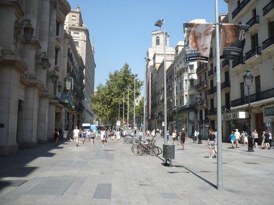 Catalonia Portal de l'Angel : Portal de l'Angel