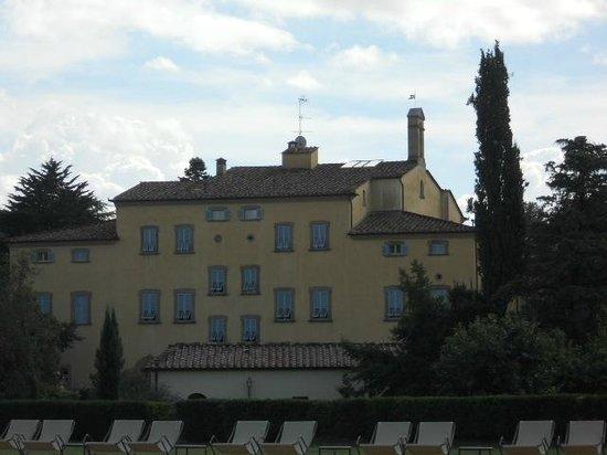Relais Badia di Campoleone: beautiful hotel