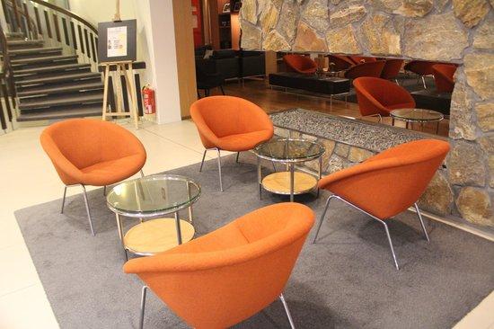 Icelandair Hotel Reykjavik Natura : Lobby
