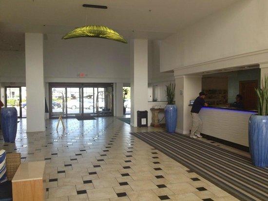 Radisson Hotel Corpus Christi Beach : Lobby
