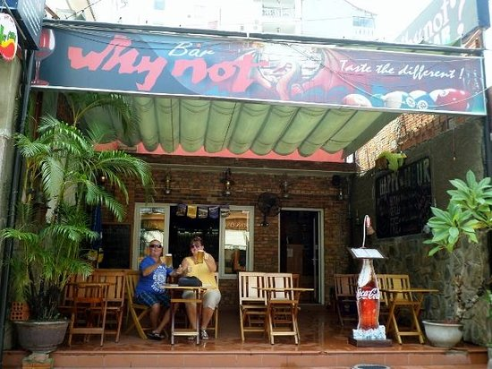 Hong Thien Hotel 1: why not bar