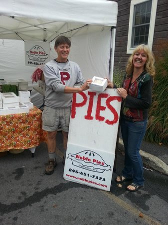 Noble Pies: Applefest 2013