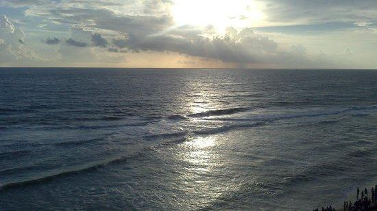Hindustan Beach Retreat : Sea from the room