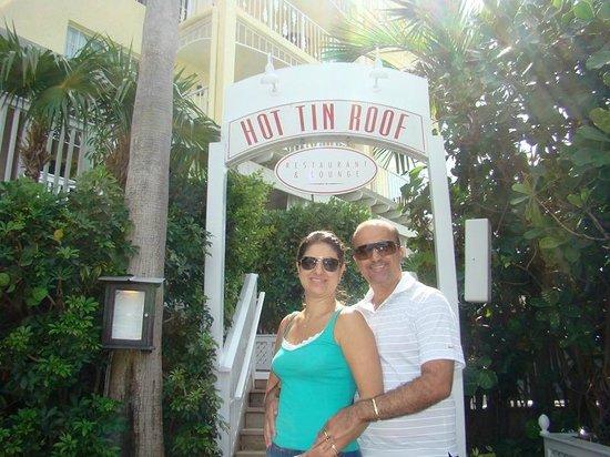 Hot Tin Roof Restaurant Key West