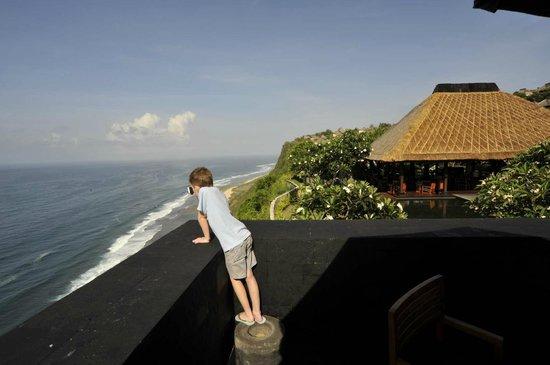 Bulgari Resort Bali: View