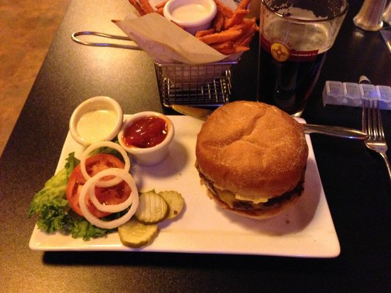 5 Star Burgers: Old Timer Burger