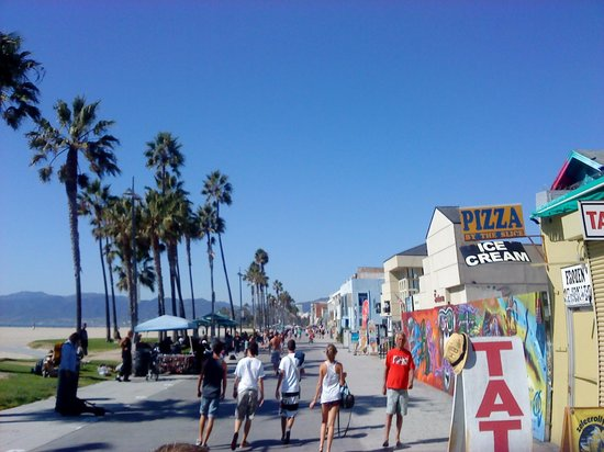 Your L.A. Tours: Venice Beach