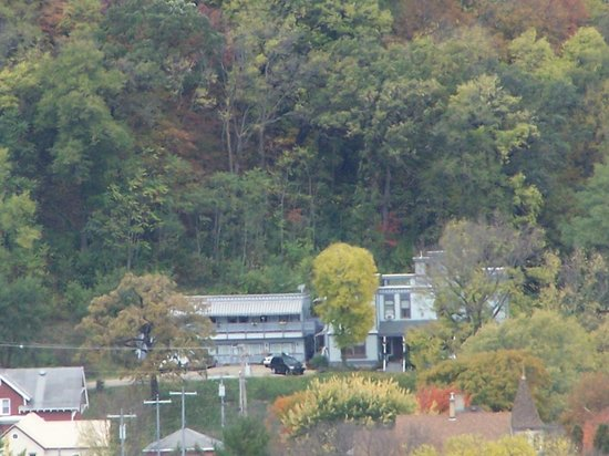 Mont Rest Inn taken from State Park