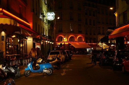 Hotel De Buci by MH : De Buci by night