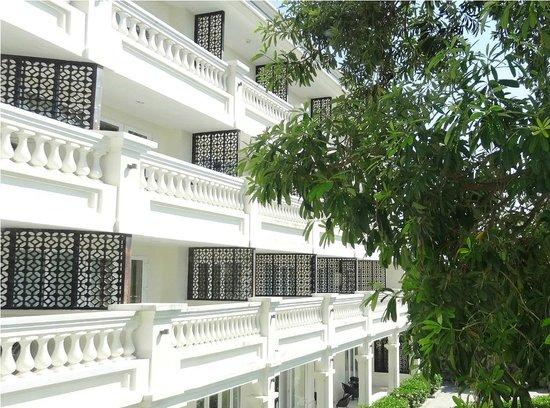 Boutique Hoi An Resort : Superior's terrace
