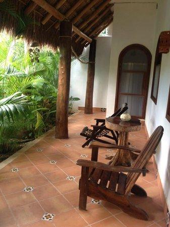 Posada Yum Kin: Foyer