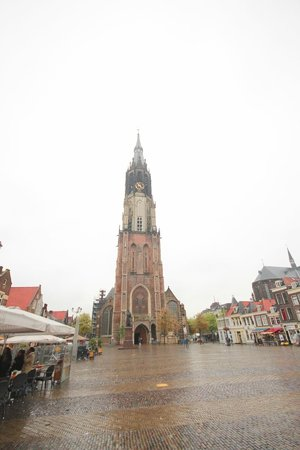 Beestenmarkt: The cathedral