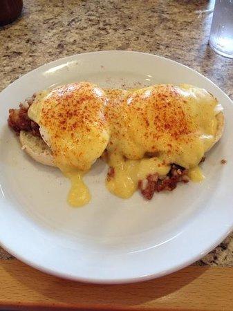 Southern Sunrise Pancake House : hash royale