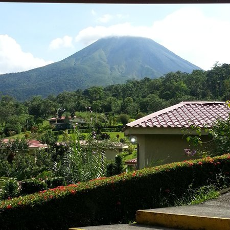 Costa Rica Descents: View from our hotel