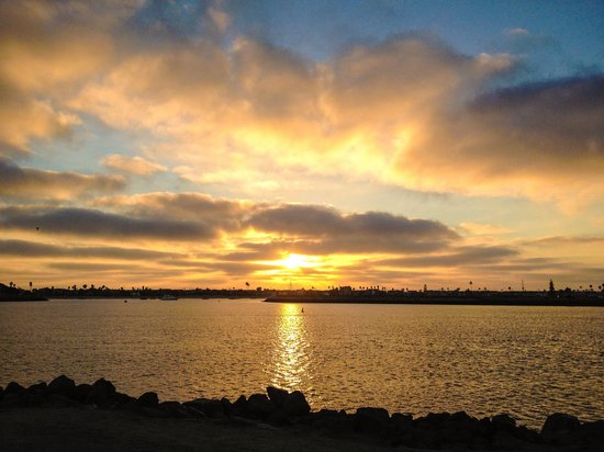 The Dana on Mission Bay, BW Premier Collection: Sunset Point, just a short walk from The Dana