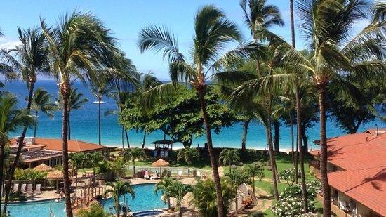 Aston Maui Kaanapali Villas: View from Room Balcony