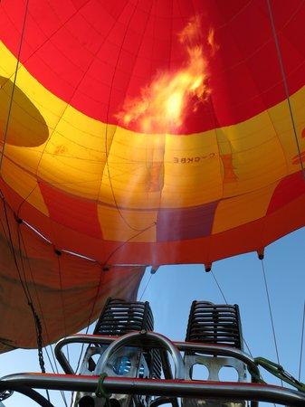 Sundance Balloons: The Take-Off