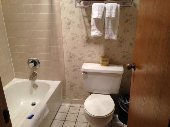 Best Western PLUS InnTowner : Bathroom