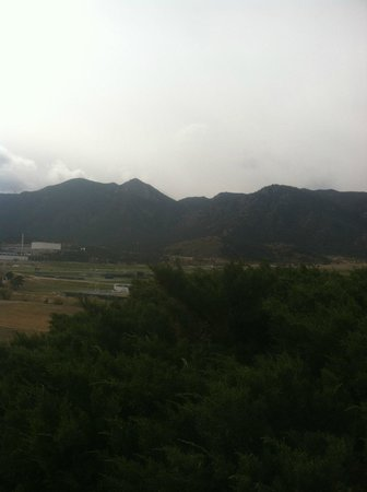 United States Air Force Academy: Overlook view