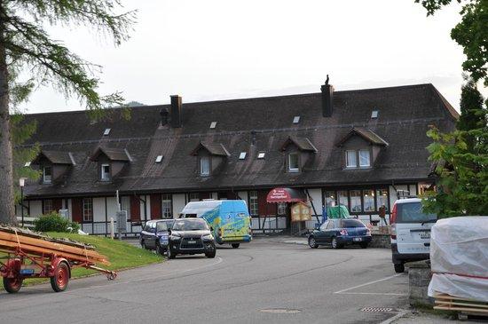 Gurnigelbad, Schweiz: отель