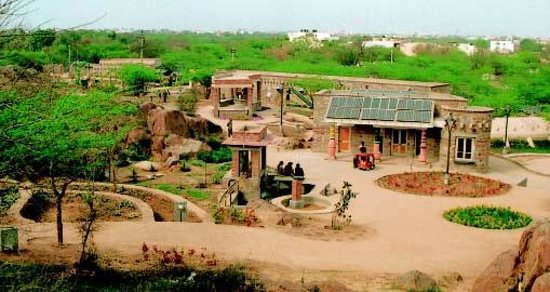 Beautiful Place Garden Of Five Senses Picture Of New Delhi National Capital Territory Of