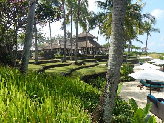 Pan Pacific Nirwana Bali Resort: Pool