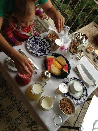 Mama Ruisa: Delicious breakfast