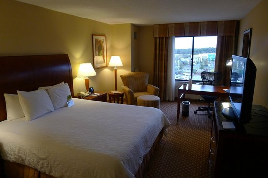 Hilton Garden Inn Plymouth: room 501