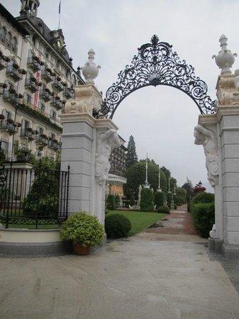Grand Hotel des Iles Borromées & SPA : hotel