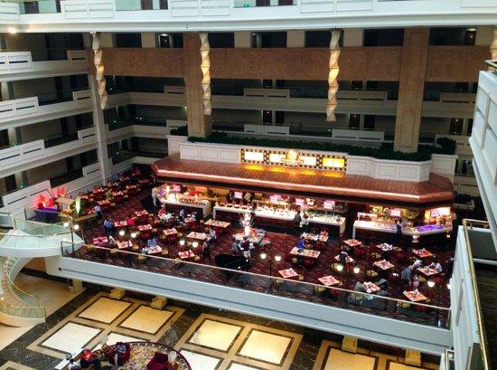 Sheraton Guilin Hotel: Dining area