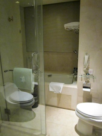 Mingde Grand Hotel Shanghai: ванная
